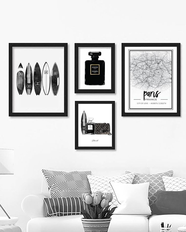 Feeling modern Parisian vibes with this new noir set!
