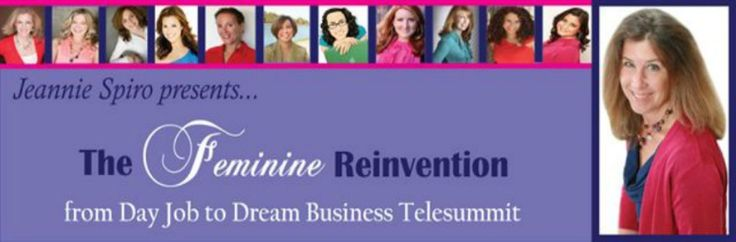 Join me as I interview 11 former corporate women who are now thriving 6 and 7 figure entrepreneurs on what it takes to grow a business and leave the corporate grind behind:    April 1-16th, Register for this FREE event at: http://femininereinvention.com