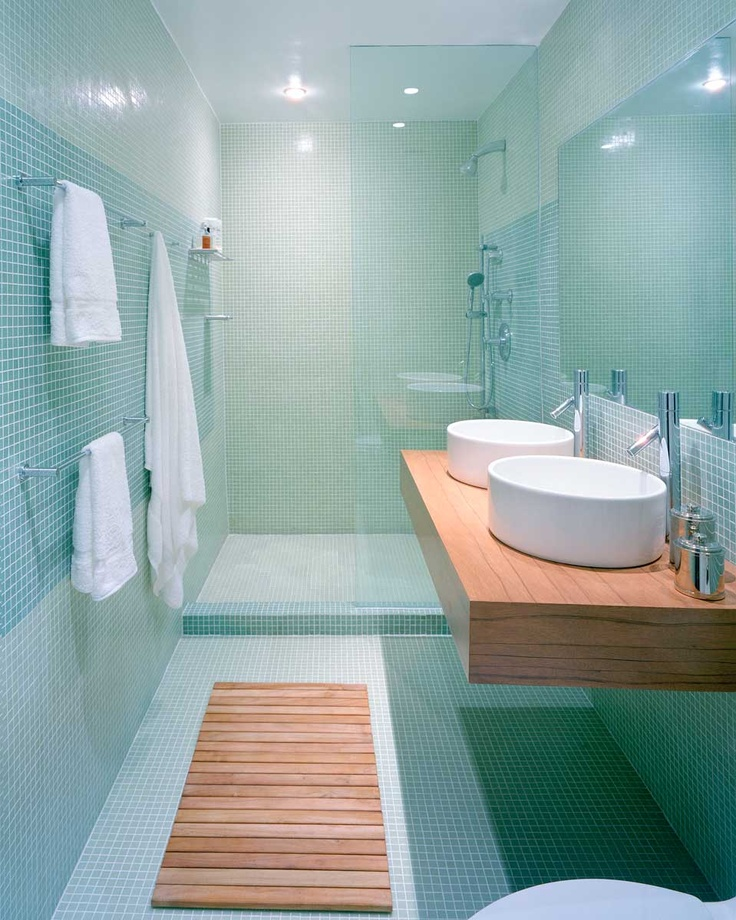 Inspirational images and photos of Bathrooms : Remodelista