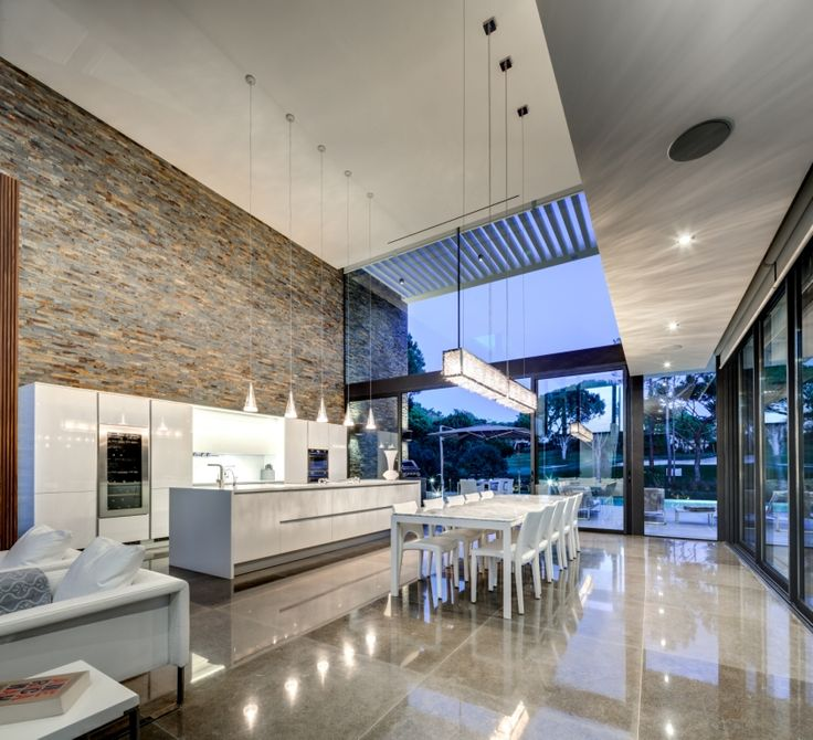 White Kitchen at Vale do Lobo Algarve by Leiken