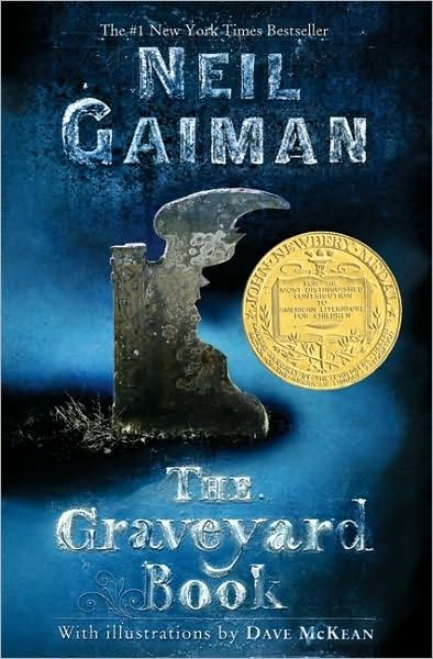 The Graveyard Book by Neil Gaiman Read 5 stars. Click it and view review in Spanish!