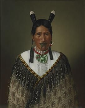 Mrs Paramena - Collections Online - Museum of New Zealand Te Papa Tongarewa