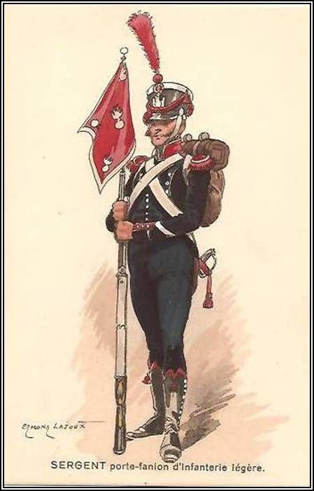 Lajoux edmond - 1717-1812 Lajoux Edmond - Les costumes militaires -