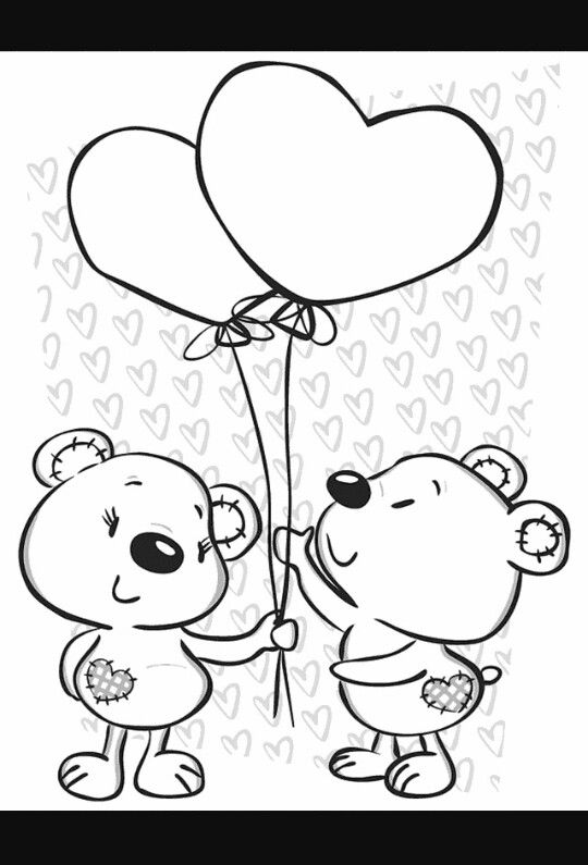 10 best Malvorlagen Liebe images on Pinterest | Coloring pages ...