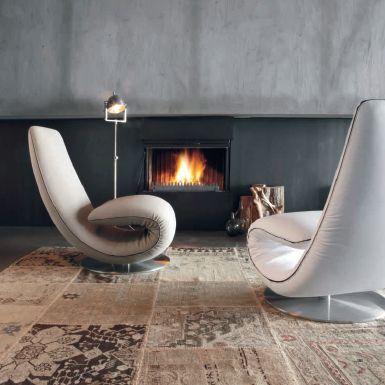 Tonin Casa furnishings, available at MATO Home & Design.