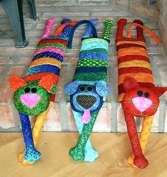 Animales muy coloridos!!