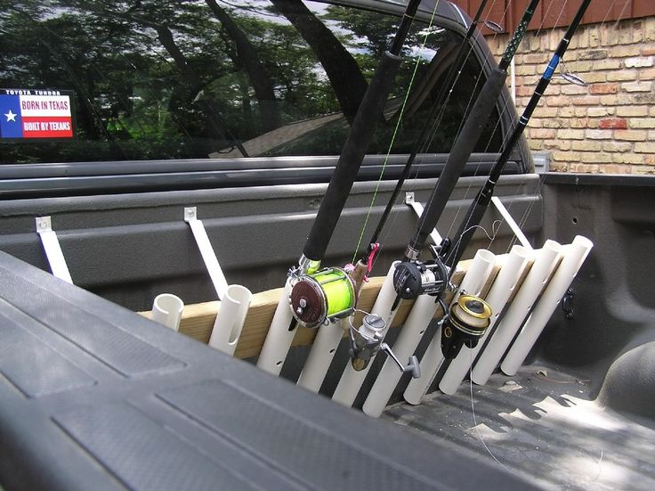 P U Truck Rod Holder The Hull Truth Boating And
