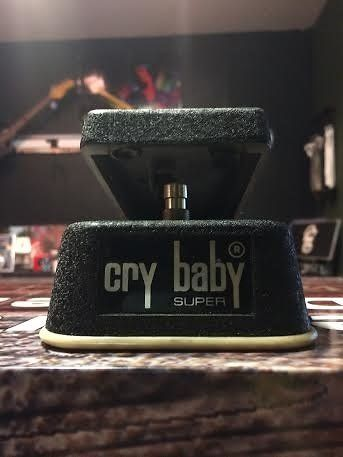 Vintage Cry Baby Pedal.Original Parts.Great condition. #amp #pedal #effects #crybaby #guitar