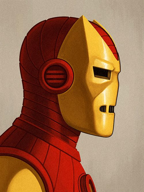 Amazing work by Mike Mitchell currently on display at Mondo Gallery in Austin TX