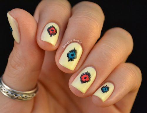 Nail Art   Tumblr. Native American ... - 73 Best Native American Nail Art Images On Pinterest Make Up