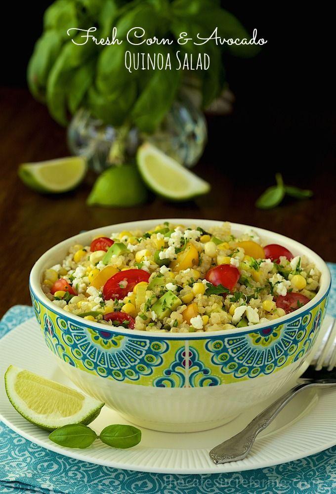 The 25+ best Corn avocado salad ideas on Pinterest ...