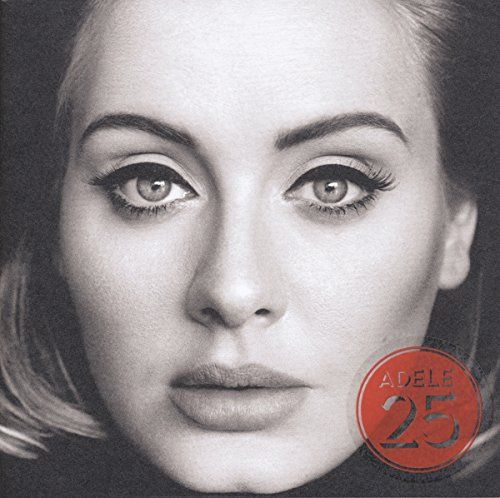 Adele 25: Smash 2015 album from the chart-topping UK songstress … her first in 4 years! Includes songs co-written with Greg Kurstin (The…
