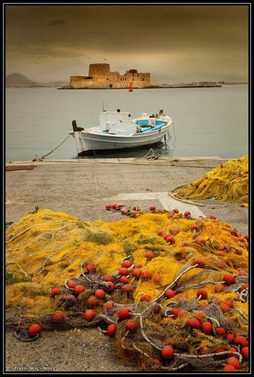 Μπούρτζι - Bourtzi by Spiros Nousiadis