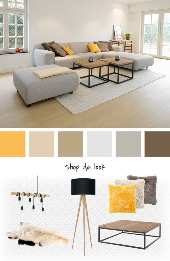 21 Inviting Living Room Color Design Ideas - HomeBestIdea