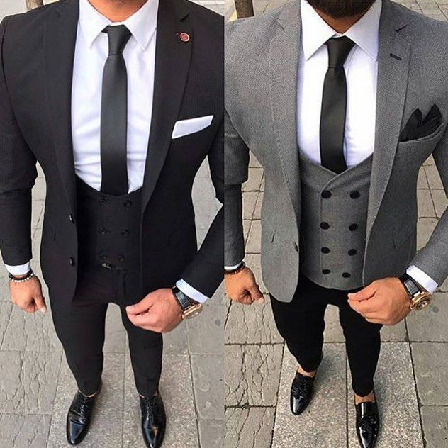 Pinned To Fashion On Pinterest Fashion Suits For Men Wedding Suits Men Black Wedding Suits Men