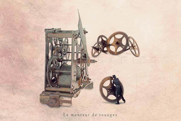 Le monteur de rouages - Yann Pendaries