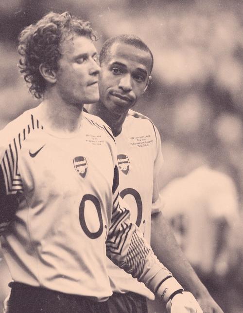 Thierry Henry, Jens Lehman