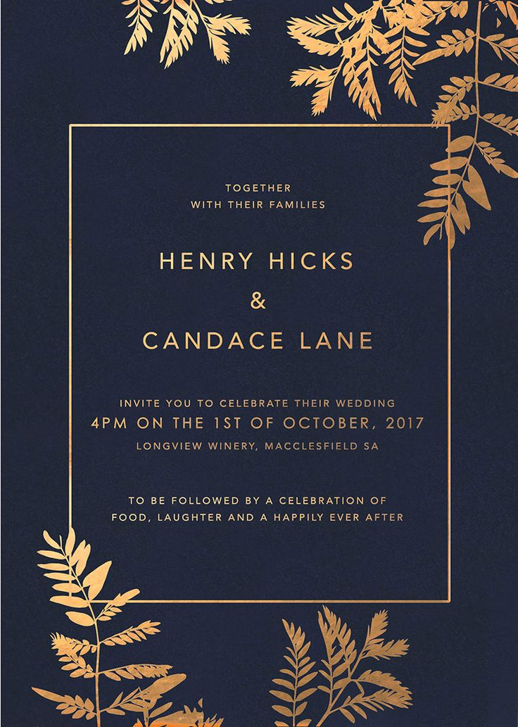 Navy and Bronze Wedding Invitations Ferns Leaves Foliage Navy and Gold Wedding Invitations Elegant Navy Blue Wedding Invitations Navy Blue Wedding Invitations Gold Simple Navy Wedding Invitations Navy Blue Wedding Invitations Colour Scheme Navy Wedding Invites Ideas Navy Wedding Invites Inspirations by Sail and Swan