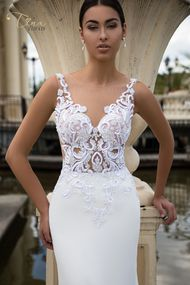 wedding dress Milana Каталог, страница товара — Tina Valerdi