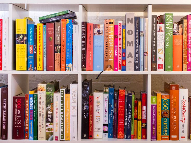 Great list of cookbooks to get for a first-time cook. #cookbooks #gifts #collegestudents #youngchefs #beginners
