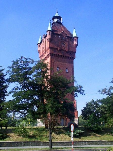 Wieża ciśnień w Śremie Śrem