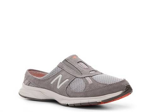 Try these for work. New Balance 520 Slip-On Walking Shoe - Womens | DSW