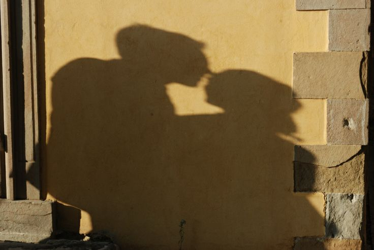 Bacio nell'ombra Dirk+Carolina