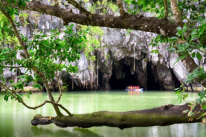 Puerto Princesa Underground River: the Philippines' 8km-long subterranean wonder - Deep underground on the island of Palawan in the Philippines lies the Puerto Princesa River. Both a UNESCO World Heritage Site and one of the 'New 7 Wonders of Nature', it's the world's longest navigable …