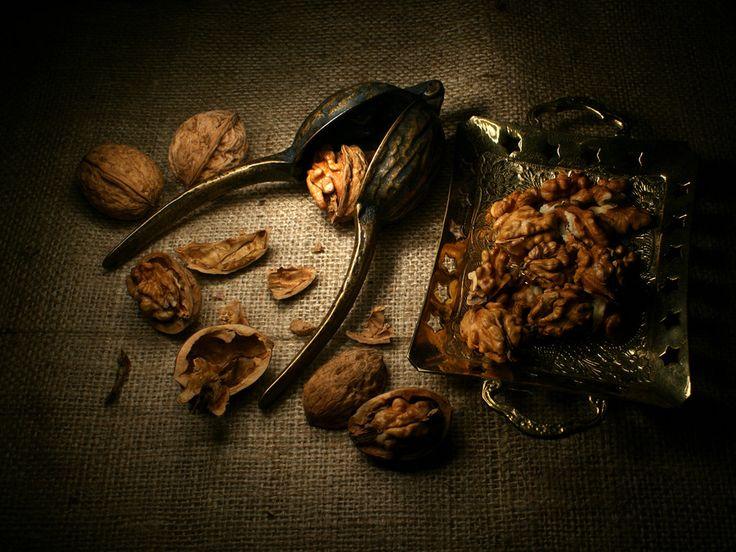 Walnuts by Volodymyr Nikitenko on 500px