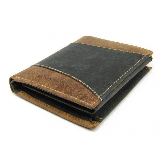 Kožená pánská peněženka - peněženky AHAL