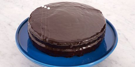 Anna's Sacher Torte