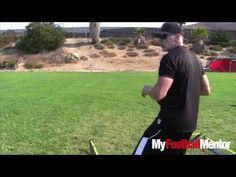 Quarterback Pocket Presence Drills by Jeff Garcia - YouTube