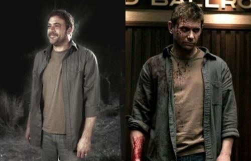 John Winchester and Lucifer Wear the Same Clothes