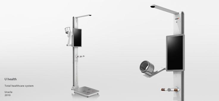 noble design | product design | design studio | medical | U health | Total Healthcare | Uracle
