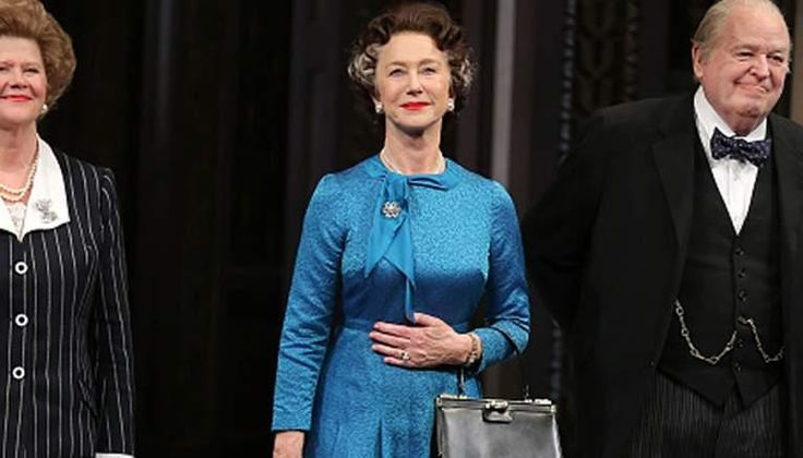 """Helen Mirren is playing the Monarch after 2007 when she won as Oscar for her performance as the England's monarch, this time she is playing Queen Elizabeth in Peter Morgan's Broadway show """"The Audience""""."""