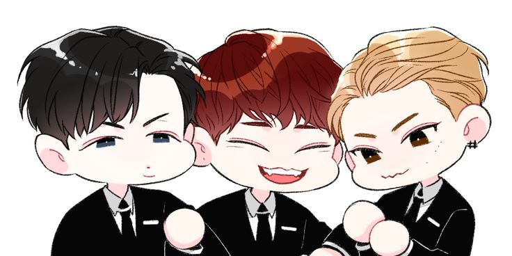 Changsub, Eunkwang & Ilhoon @ btob_ron