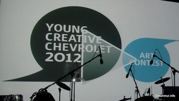 Gala Young Creative Chevrolet.