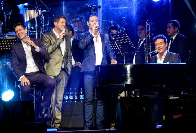 1000 images about il divo on pinterest to say goodbye - El divo hallelujah ...