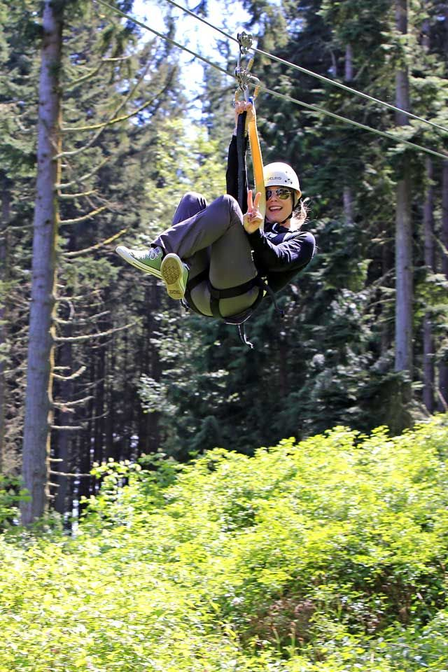 Canopy Tours Northwest | Kristoferson Farm at 332 NE Camano Drive, Camano Island, Washington