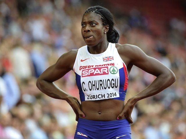 Result: Christine Ohuruogu, Emily Diamond through to 400m semis