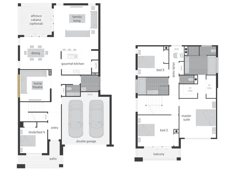 87 best images about floorplans on pinterest home design for Melrose house plan