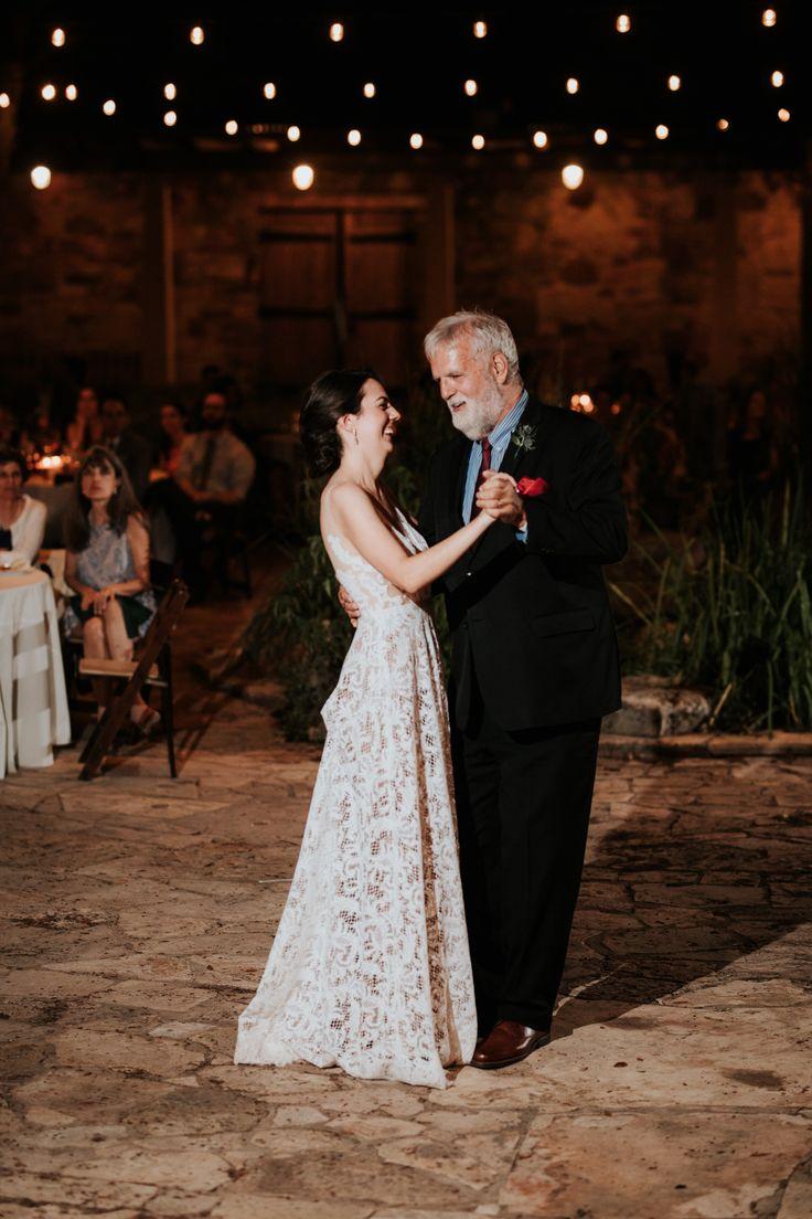 Erin + Brent // Wildflower Center Wedding