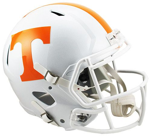 Tennessee Volunteers Riddell Deluxe Replica Speed Helmet - 2015