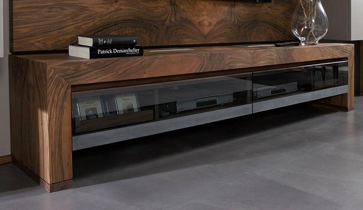 Mueble TV Moderno Amon   Material: DM Densidad Media   Existe la posibilidad de realizar el mueble en diferente color de acabado, ver imagen de galeria... Desde Eur:3123 / $4153.59