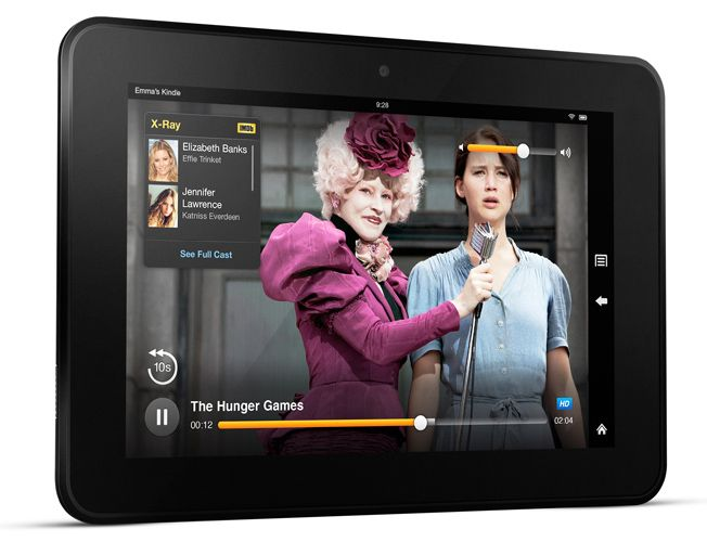 Amazon's New Kindle Fire Tablets Are Ad-Supported, Bet You Didn't Know That | Tablets & Tablet News