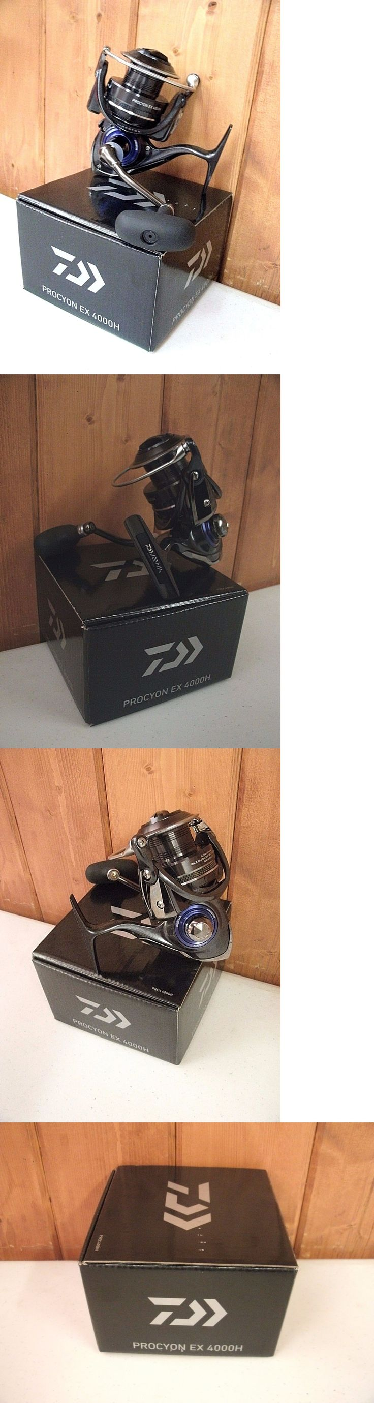 Spinning Reels 36147: Daiwa Proex 4000H Spinning Reel ~ New ~ Free Shipping -> BUY IT NOW ONLY: $99.95 on eBay!