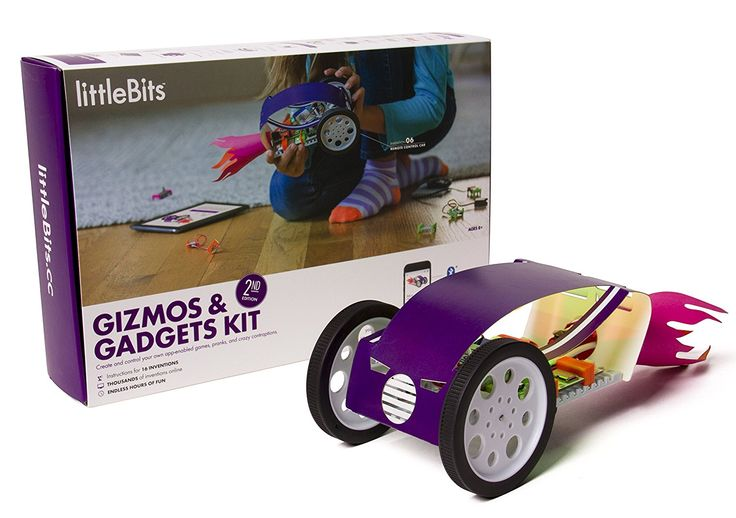 Gizmos and Gadgets 2nd Edition Kit - Great for kids who want to learn, invent and play!  - #kids #gizmos #gadgets