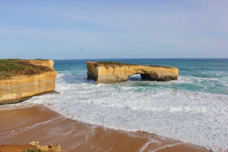 9 must do stops on The Great Ocean Road - London Bridge near The Great Ocean Road ⛰ Victoria, Australia, The Great Ocean Road, The Great Ocean Road Roadtrip, London Bridge