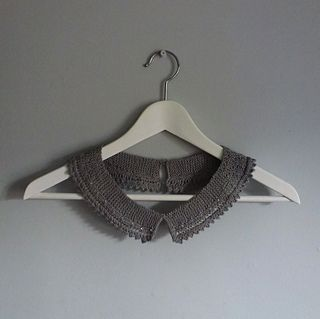 Twinkly Beaded Collar on Ravelry | Jem Weston