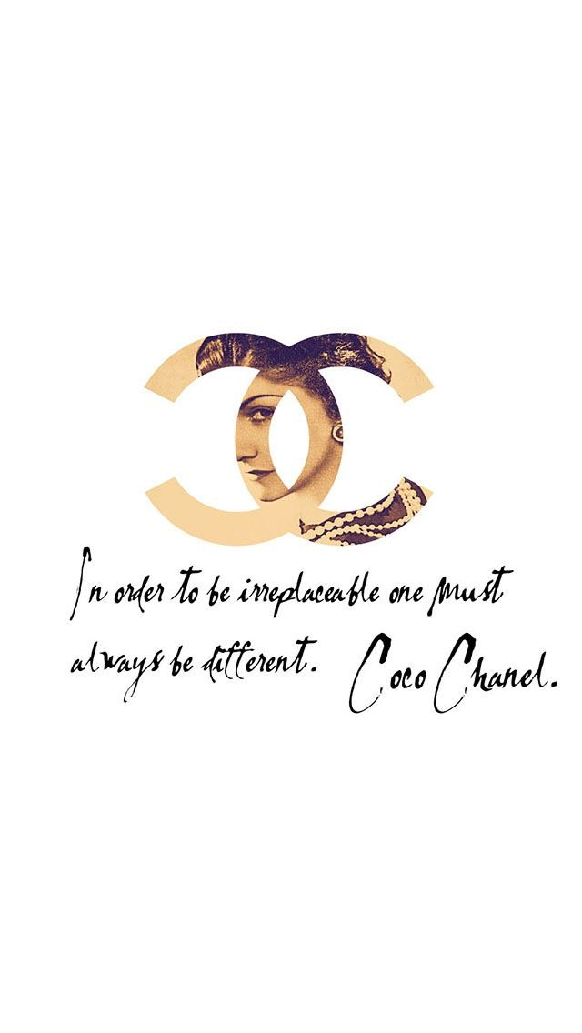 Chanel ★ Find more fashionable wallpapers for your #iPhone + #Android…